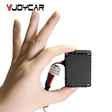 VJOYCAR T0024 12V-60V Vehicle Car Bike Motorcycle GPS Tracker Mini Waterproof Easy Hidden Coordinates&Address&Google map SMS