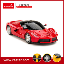 Rastar Licensed Ferrari LaFerrari Good quality universal new year present rc car remote control made in China 48900