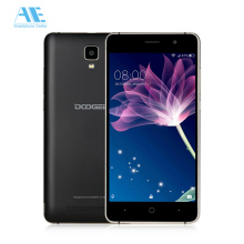 Original Doogee X10 MT6570 Android 6.0 Mobile Phone 5.0 Inch IPS 512M RAM 8GB ROM Smartphone 3360mAh WCDMA 3G Unlock CellPhone