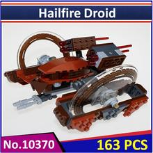 Bela 10370 Compatible Legoes Star Wars Hailfire Droid 75085 Building Blocks Figure Educational Toys for Children