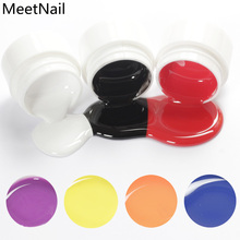5ML Pure Colors UV LED Gel Lacquer Manicure DIY Nail Art Tips Nail Polish Design Nail Painting Color Varnish