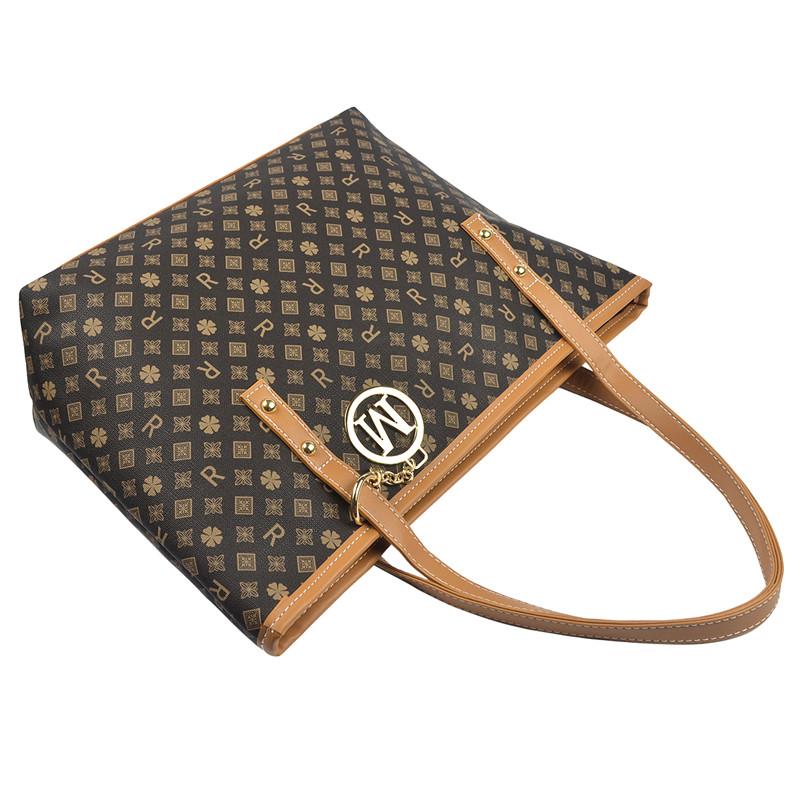 Micom Printed Bag Female Luxury Handbags Women Bags Designer Shoulder Bags Women High Quality Leather Hand Bag Bolsa Feminina 25