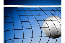 Hot Sale PE Standard Volleyball Net Volleyball Frame Rope Net For Indoor And Outdoor Training Compitition Game Free Shipping