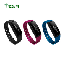 TROZUM  V07 Smart Bracelet Blood Pressure Smartwatch  Heart Rate Monitor SmartBand Wireless Fitness Watch for IOS Android Phone