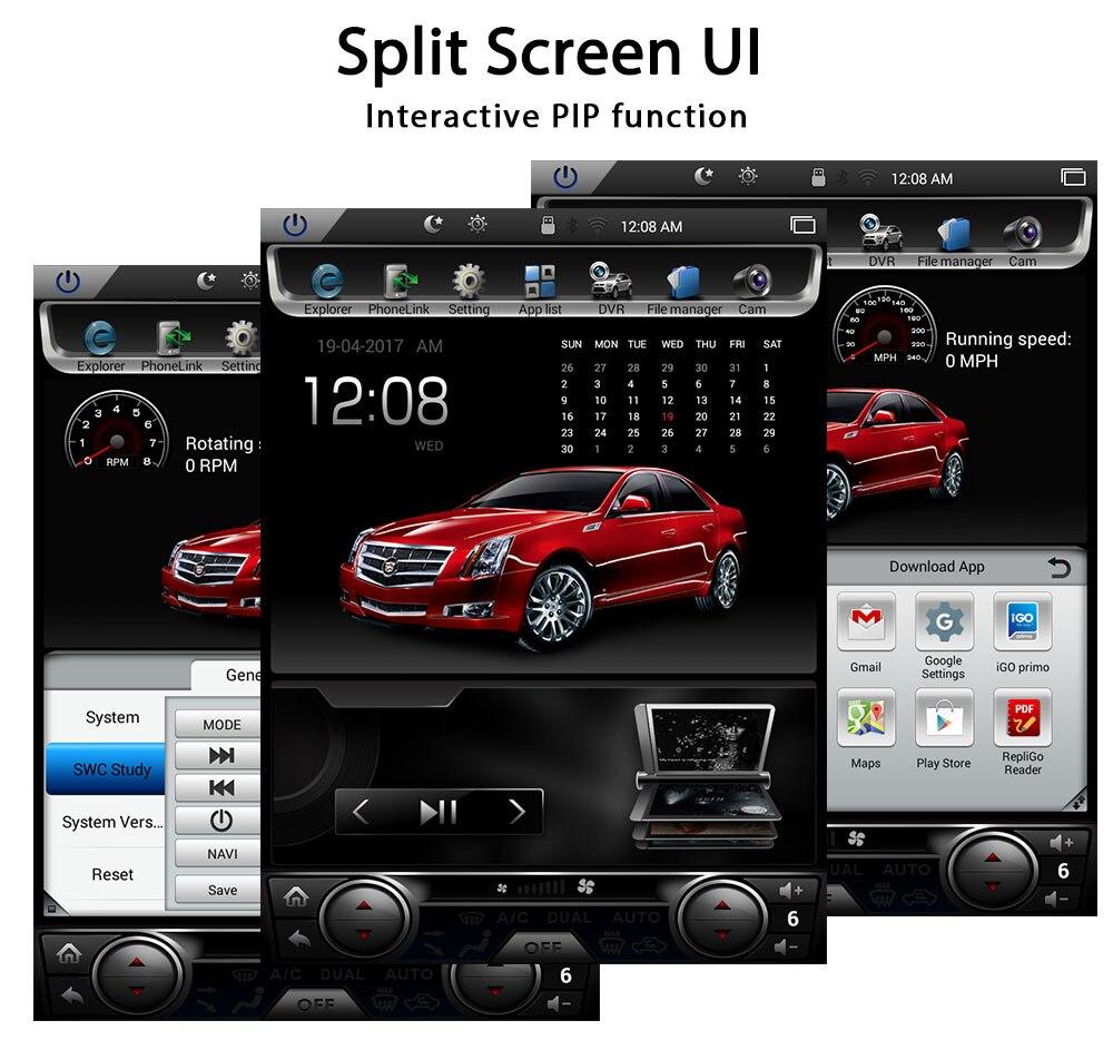 Cadillac ATS XTS CTS SRX 10.4 CK (5)