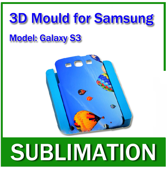 Free Shipping Printing Cooling Tool for Samsung S3 3D case<br><br>Aliexpress