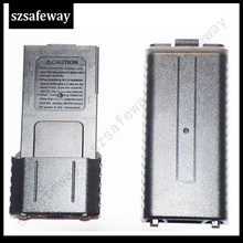 New Arrival Battery Case shell Pack for Baofeng 3800mAh 6 AA Battery Walkie Talkie UV-5R UV-5RE Plus Two Way Radio UV-8HX
