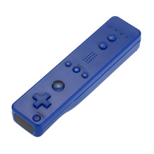 Hot Sale Wired computer game controller left right PC gamepad case with Nunchucks double shock for Nintendo Wii game consoles
