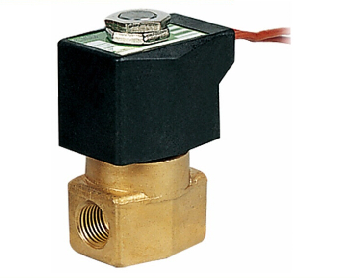 1/4 Normally Closed Air,Water,Oil Solenoid Valve<br>