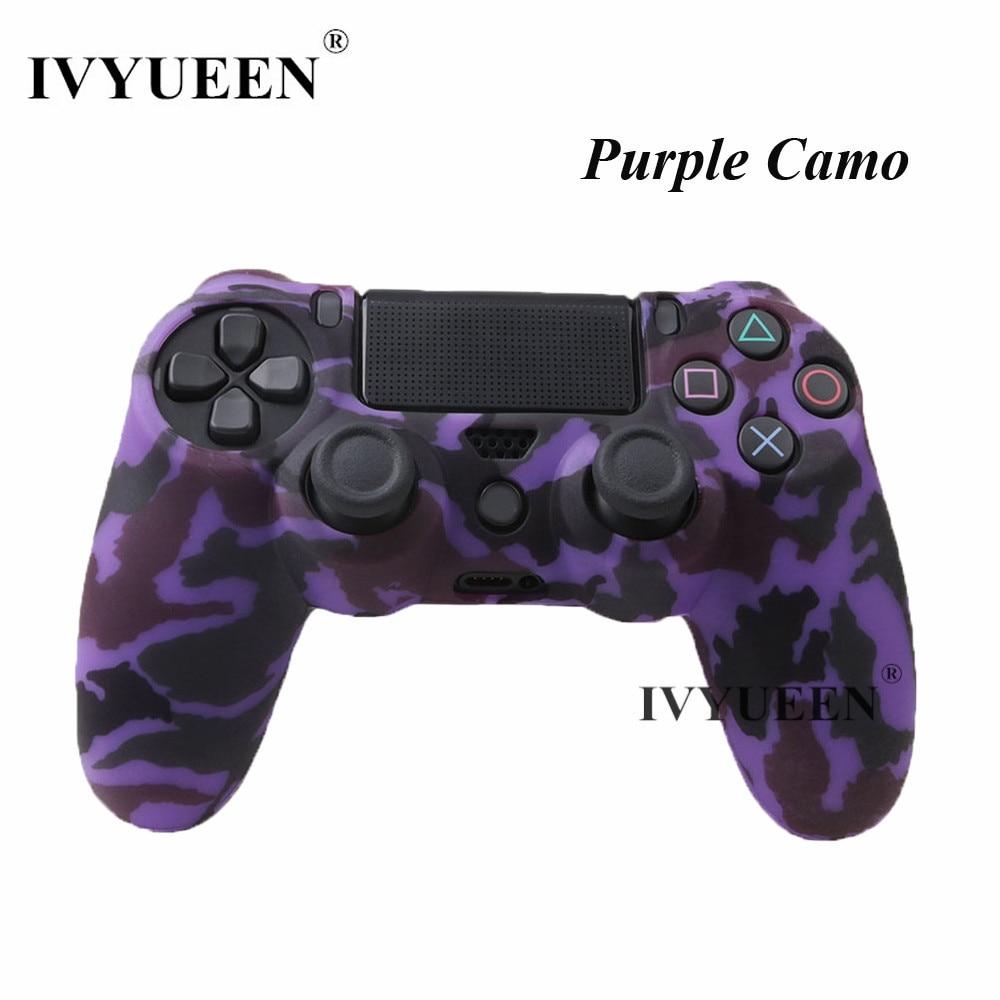 L purple camo