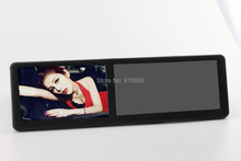 Cheap Version for 5 Inch Display Touch Screen Navigation GPS Rear-view Mirror Vehicle Sat Nav