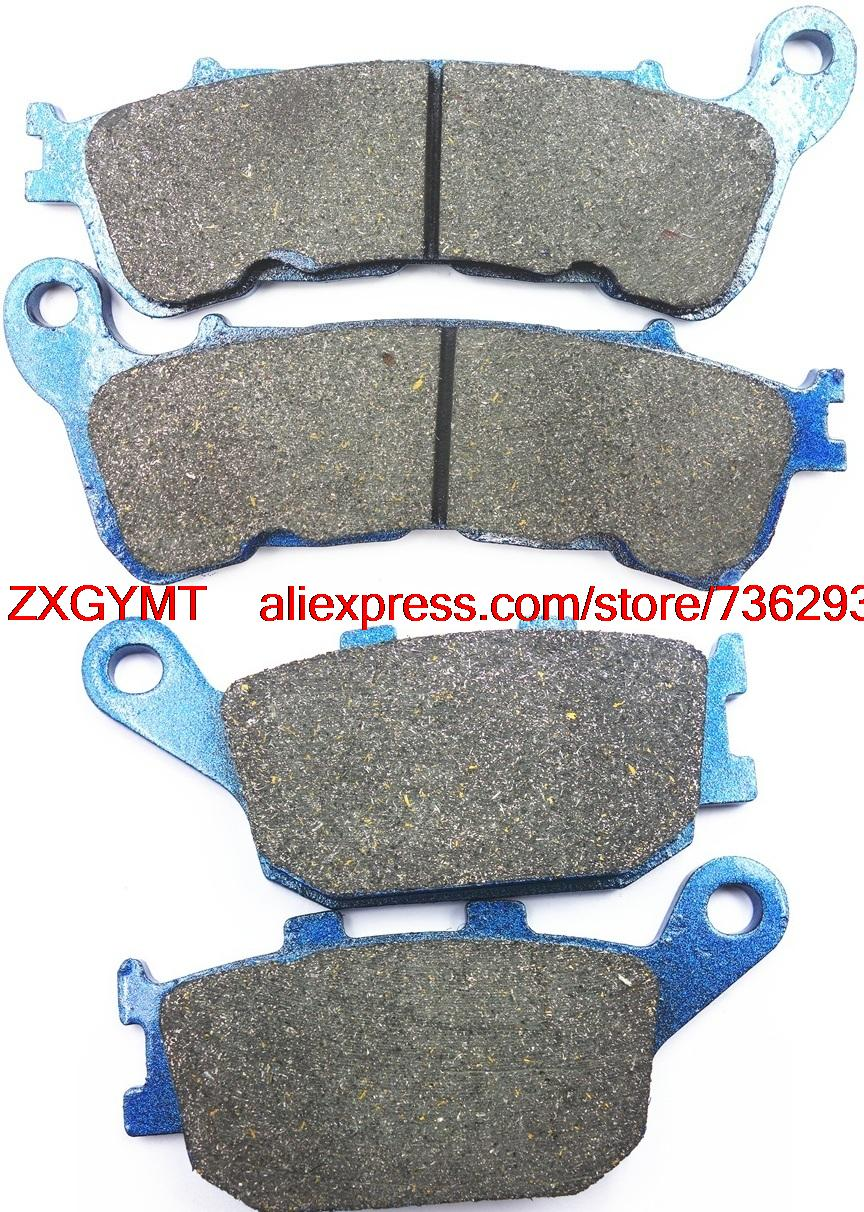 Motorcycle Resin Brake Pad Set fit for HONDA NC700 NC 700 SD ABS 2012 - 2013<br><br>Aliexpress