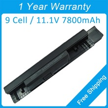 New 9 cell laptop battery for dell Inspiron 15 14 17 1464 1564 1764 1464R 1564R 1764R 1564D P07E001 UM6 P08F001 P09G001 TRJDK