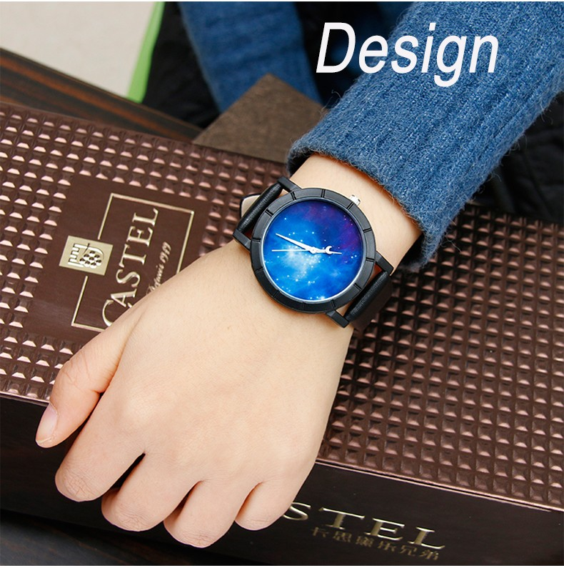 Shinning Starry Sky Fashion Watch For Her 01