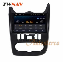 9 Inch Android 7.1 Android 6.0 Android 5.1 Car DVD Player GPS SAT NAV Head Unit for RENAULT Sandero Dacia Sandero 2008-2012(China)
