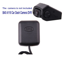 GPS antenna for B40 A118 Car Dash Camera DVR NTK96650 Chip AR0330 6G Lens H.264 1080P Mini IN Car Dash Camera DVR