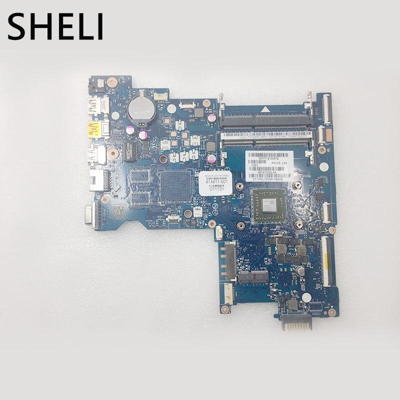 722204-501 722204-001 HP pavilion 15-E 14-E motherboard W// A6-5200m CPU Grade A