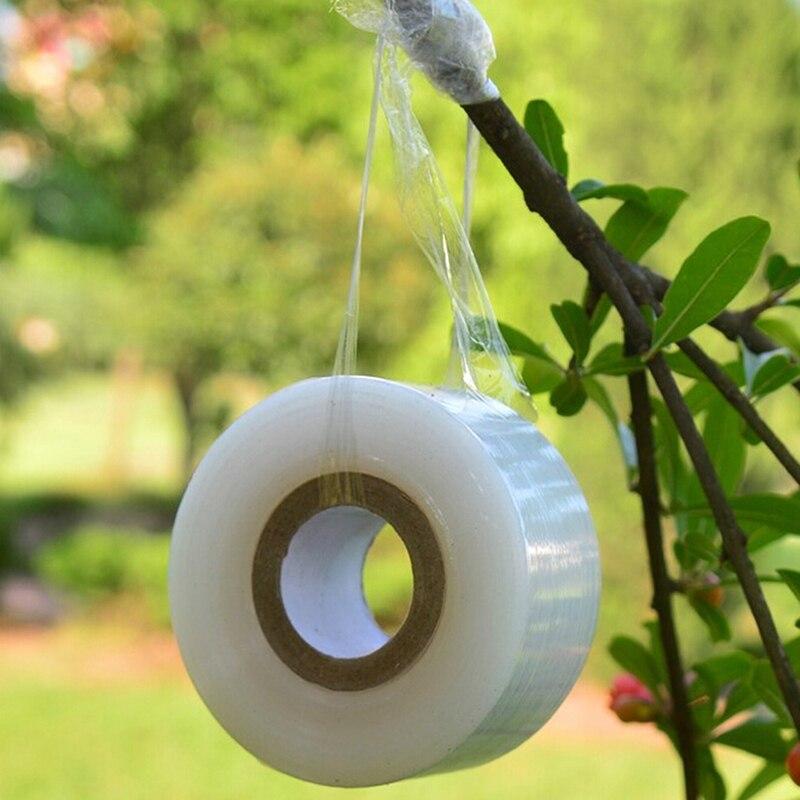 1 Roll Width 3.2cm Fruit Tree Secateurs Engraft Branch PVC Grafting Tape Garden Tools Gardening Bind Belt