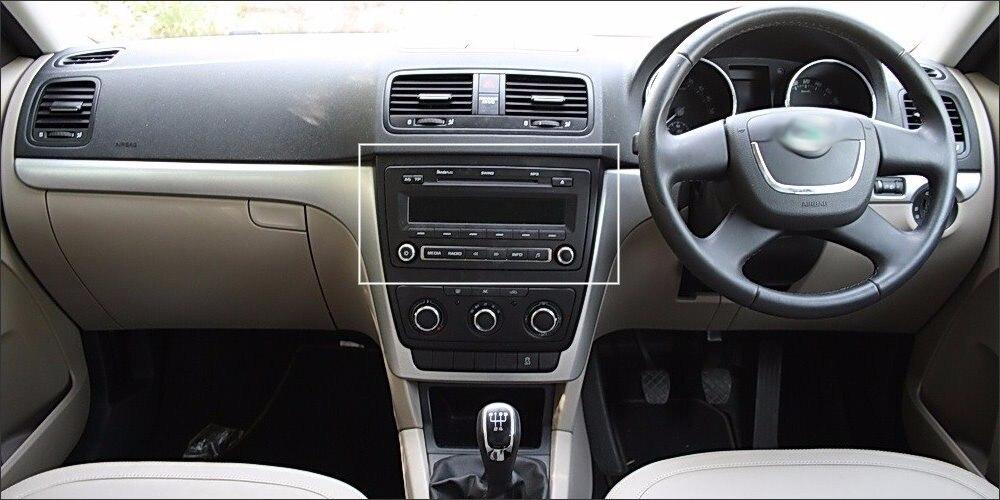 For Skoda Laura Octavia MK2 2005~2012-5
