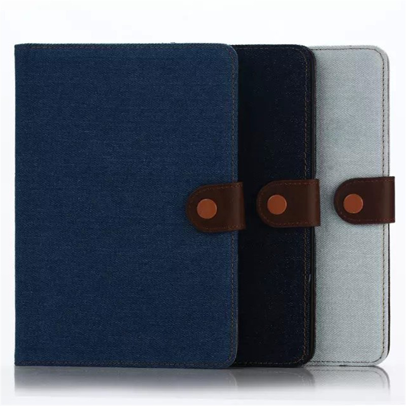 Fashion denim pattern Cover /Auto Sleep&amp;Wake for Samsung Galaxy Tab S2 T810 T815 PU Leather Stand Case for TabS2  9.7inch<br><br>Aliexpress
