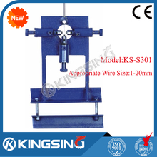 Manual Scrap Wire / Cable Stripping Machine KS-S301+ Free Shipping by DHLair express (door to door service)(China)