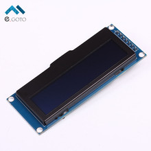 "Buy Blue Color 2.23"" 2.23inch OLED Display Module SPI IIC Interface 3-5.5V Arduino STM32 for $19.05 in AliExpress store"