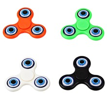 Spinner Fidget Finger ABS Eye Style EDC Spinner Hand For Kids Autism ADHD Anxiety Stress Relief Focus Spinner Hand Toys Gift(China)