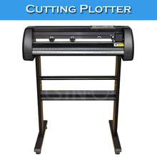 SINO-871MM With Stands+Software+Knife Computer Graphic Vinyl Cutter Plotter Sticker Cutting Plotter(China)
