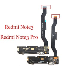 1PCS Micro USB Charging Dock Charging PCB Board Flex Mainboard Cable Connector Replacement  For xiaomi Redmi Note 3 Note3 Pro