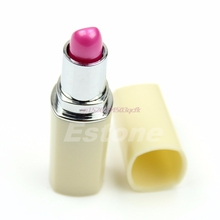 New Secret Lipstick Shaped Stash Medicine Pill Pills Box Holder Organizer Case #H056#