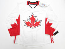 TEAM CANADA RED WHITE HOCKEY JERSEY Mens Embroidery Stitched Customize any number and name Jerseys(China)