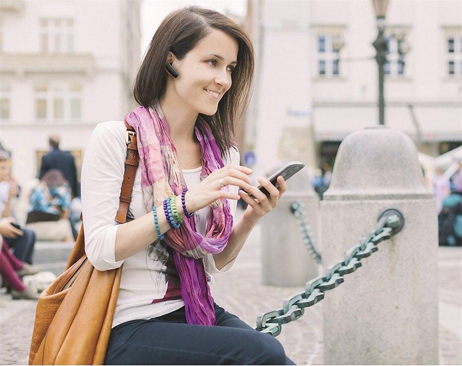 Plantronics EXPLORER 50 Mobile Bluetooth Wireless Earphone Headset HD Voice Control Stream Audio For Smartphone Hands-free Call (5)