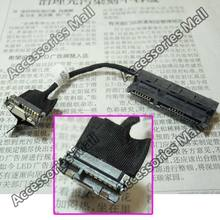 NEW Sata HDD CONNECTOR ADAPTER for HP G4-1000 430 431 435 436 CQ42 CQ43 CQ56 CQ57 Hard drive connector DD0AX6HD100(China)
