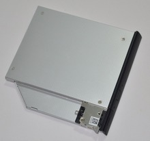 With ejector latch + matched faceplate / Bezel 2nd Hard Drive HDD SSD Caddy for Dell Latitude E6540 E6440 Precision M2800