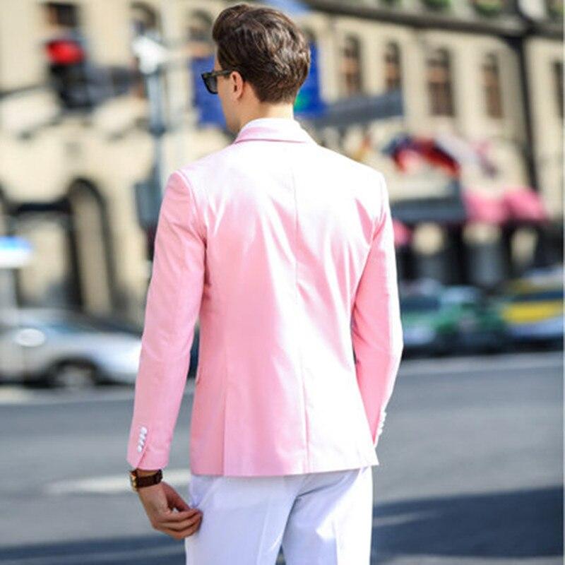 nxxdr_Men_s_self_cultivation_pink_suit_men_s_Korean_version_of_the_pink_suit_a_buckle