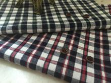 pf42 TWILL Sanded Cotton fabric cloth textile tartan winter coat fabric retail or wholesale 50cm x 145cm