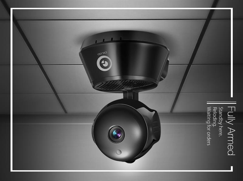 DIGOO DG-M1X HD 960P Wired Wireless Wifi Pan/Tilt Night Vision Two Way Audio Smart Home Security IP Camera Onvif Baby Monitor