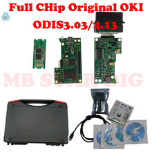 2017 Top Quality VAS5054A Vas 5054 ODIS 3.03 With OKI VW Aud SEAT SKODA VAS 5054A Full chip Bluetooth Support UDS Protocol