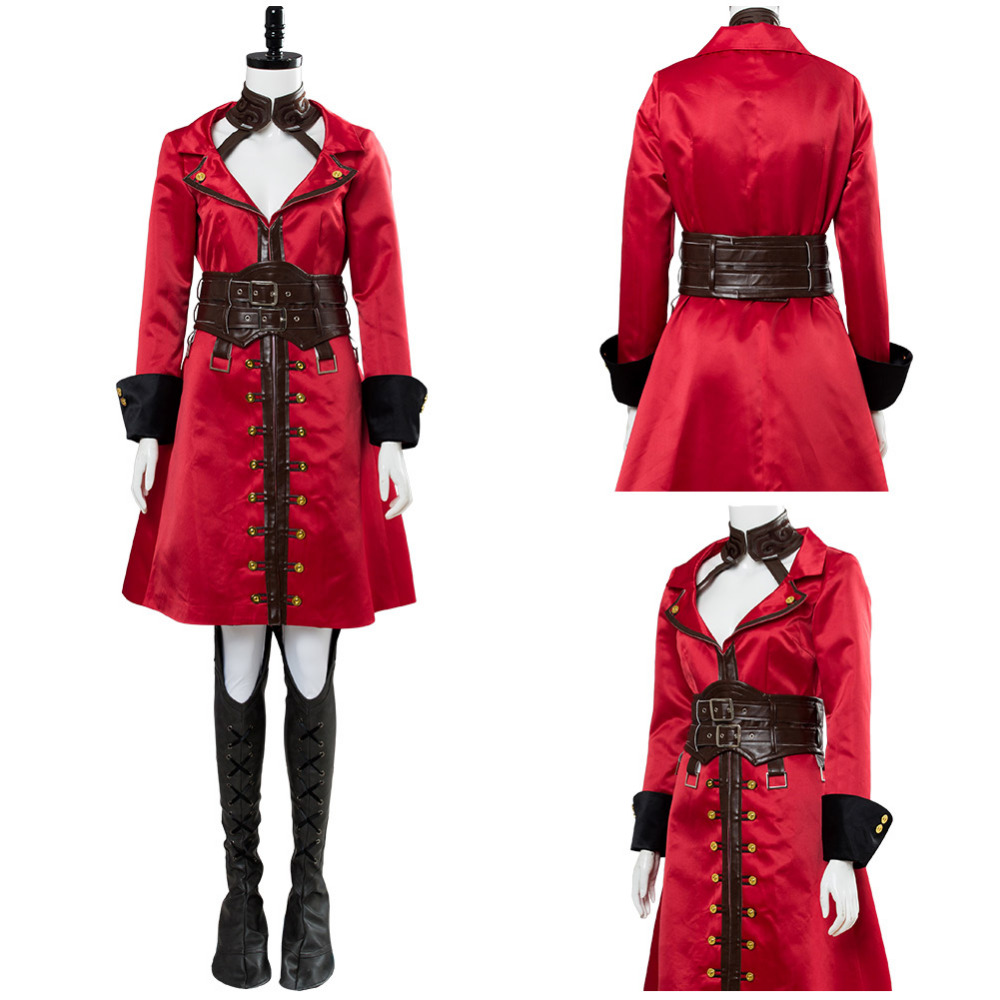 Fate EXTRA Last Encore Francis Drake Cosplay Costume Original Version Adult Women Halloween Carnival Costumes Custom Made