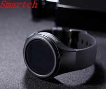 Smartch T88 GPS WiFi Two Way SOS MTK2503 Tracking Touch Screen Remote Monitoring Reminder Pedometer Smart Watch for Mobile Phone