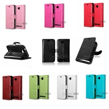 For Huawei Y3 2 Y3II Huawei Y3 II Case Cover Wallet Style PU Leather Case Flip Cover Mobile Phone Bags Fundas Shell Stand Holder