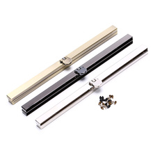 1PCS 19cm Antique Black Chrome Bronze tone Metal Purse Frame For Wallet Making DIY bags accessory(China)