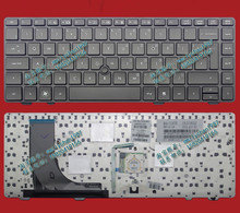 New original For HP 6360t mobile Thin Client black laptop keyboard UK version Free Shipping