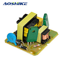 Aoshike 40W DC to AC Inverter Power Supply 12V 220V Step-up Transformer Step-up Module Inverter