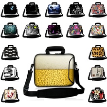 For Macbook Pro HP Computer Cases 15 13 17 Inch Hot Fashion Messenger Bags Laptop Cover Cases 10 12 14 Inch Casual Shoulder Bags