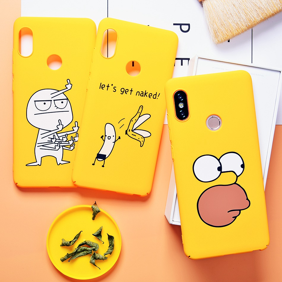 TOMKAS Cute Case For Xiaomi Redmi 4X Note 5 5 Pro Cover Phone Case For Xiaomi Mi A1 Redmi 5 Plus Capa Coque Global Version Cases (12)