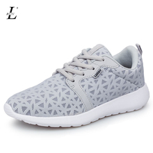 Band New Breathable Couples Footwear Sneakers Male&Female Upper Air Mesh Athletic Running Shoes