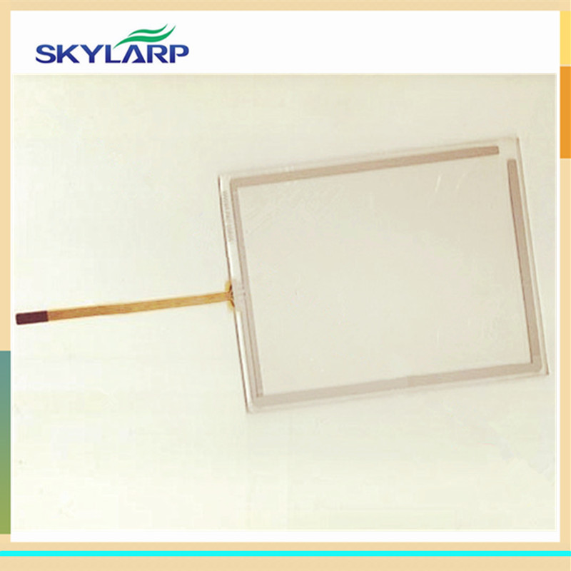 skylarpu 5.7 inch touch screen for 6AV6 643-0BA01-1AX0 GPS touch digitizer panel glass<br>