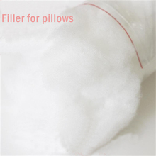 500g Hollow Conjugated Filler For Pillow 100% Polyester Fiber High Elasticity Staple Toys Filling PP Cotton(China)