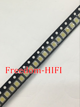 500PCS For LG LED Backlight 1210 3528 2835 1W 100LM Cool white LCD Backlight for TV TV Application(China)